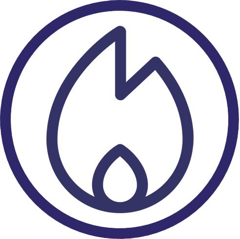 Автоматическая модуляция пламени горелки