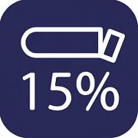 Экономия газа до 15%